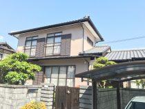 長崎市 M様邸 外壁塗装工事