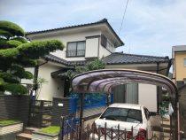 長崎市 S様邸 外壁塗装工事