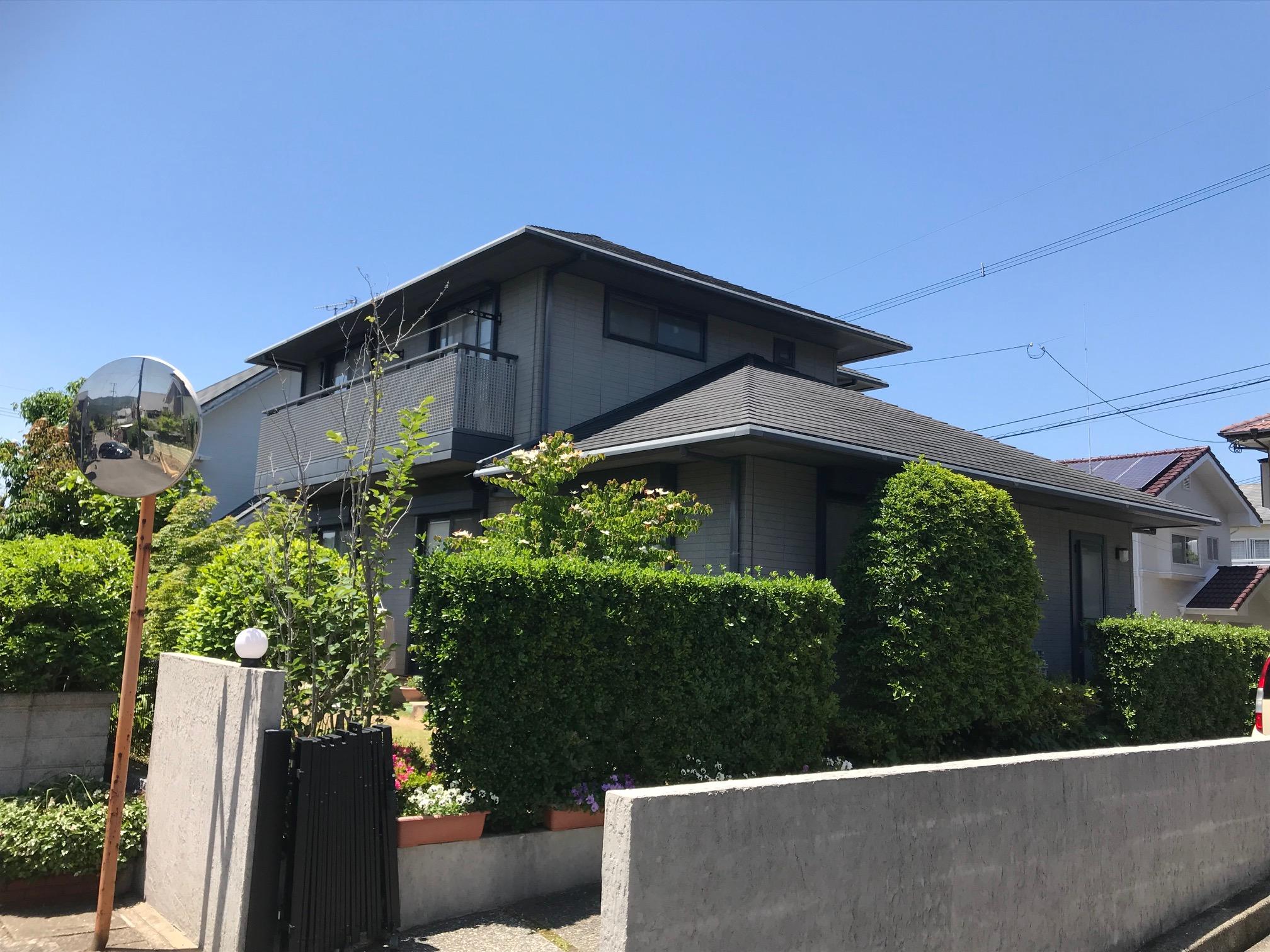 長崎市 Y様邸 屋根・外壁塗装工事