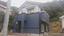 長与町 I様邸 屋根・外壁塗装工事