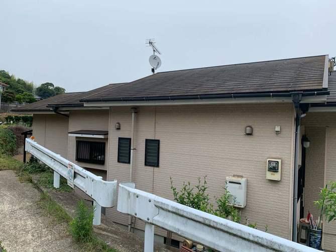 時津町 M様邸 屋根・外壁塗装工事