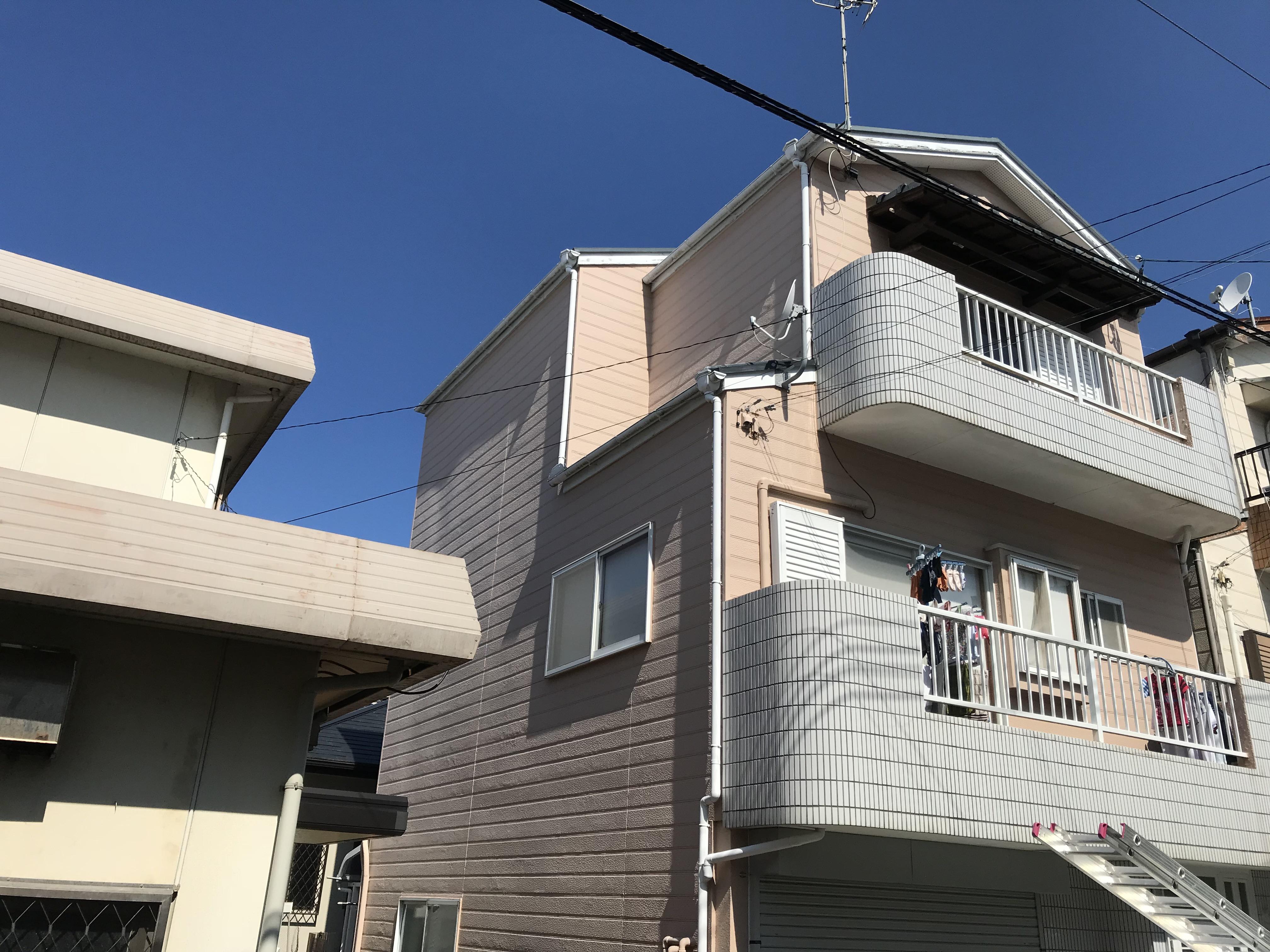 長崎市 K様邸 屋根・外壁塗装工事
