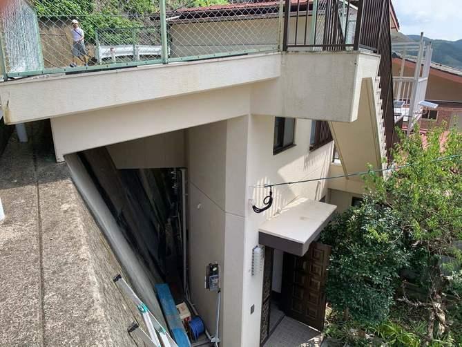 長崎市 M様邸 屋根・外壁塗装工事