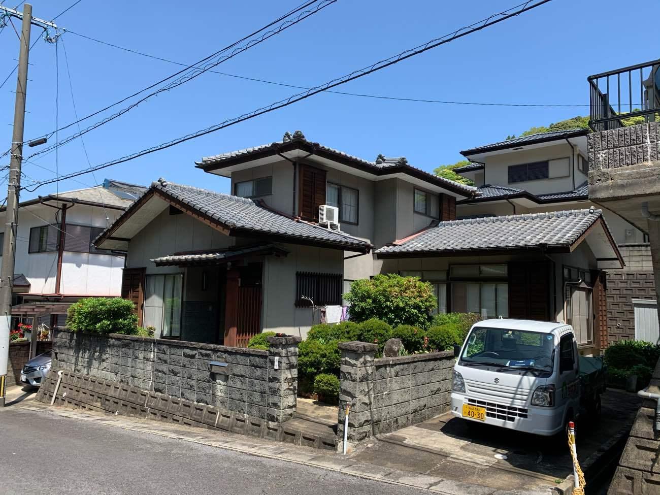 長崎市 M様邸 屋根塗装工事