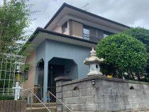 時津町 F様邸 外壁塗装